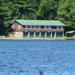 Trips Dept. Boathouse, historic
